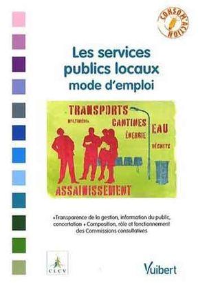 Clcv services publics locaux