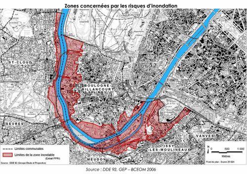 Risques inondation